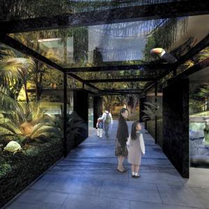 ルフロン川崎に「ミズー川崎水族館」が2020年夏オープン!館内リニューアル最終段階として開業