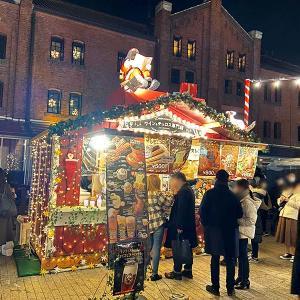 ドイツのクリスマスを体感!横浜赤レンガ倉庫のクリスマスマーケット2020で、郷土料理やグリューワインを味わえます