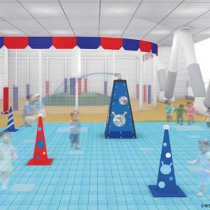 横浜アンパンマンこどもミュージアムに夏季限定「水あそびひろば」登場!期間は2021/7/1~9/12
