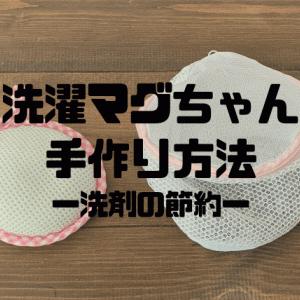 洗濯マグちゃんの手作りして洗剤を節約〜材料の選び方と使い心地〜