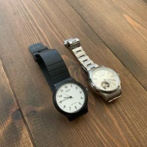 【30代子育て中ミニマリストの時計】ずっと長く使えるお気に入りの時計の探し方【2本しか持ってません】