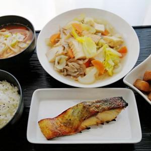 ほっこり*魚の味噌漬け焼き・厚揚げ煮 | 食材宅配で晩ごはん