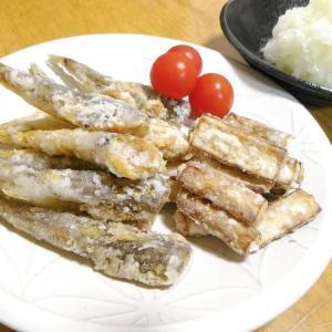 深海魚【めひかり】を唐揚げにしたら美味しすぎて感激した話