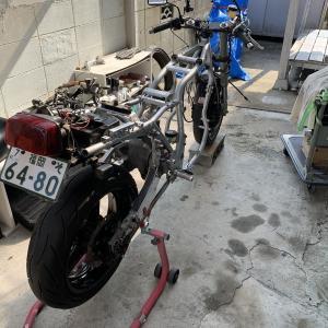 エンジンスワップ④VCエンジン、、、の巻