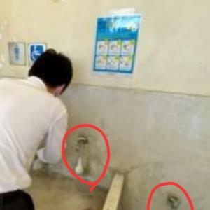 今日はかなり暑いです!~手洗いにネット石鹸は使いたくないです~