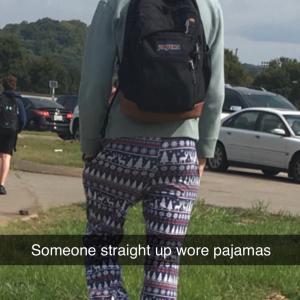 いやぁ....パジャマでっせ⁉️