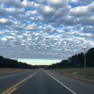 こんな空を見たことがない!
