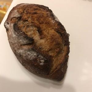 創回)栗のパン