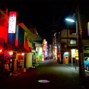 夜の宇都宮:オリオン通りの餃子店や遊び場を散策してみた。