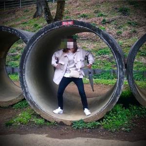 【神奈川散歩】大人も楽しめるこどもの国!弾薬庫やトンネルを探してみよう!【公園遊び】