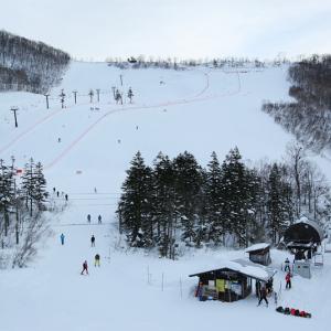 栂池高原スキー場1月19日滑走日記