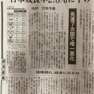 弱い日本株