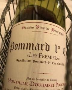 ポルシュレ Pommeard 1er Les Fremiers