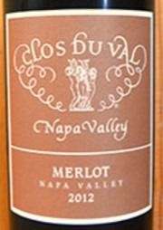 Clos Du Val Estate Classic Napa Valley