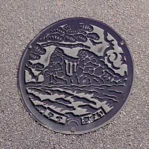 高知県香南市のマンホール