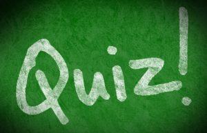 4択クイズ: 「今日は何曜日? 」の英語は?