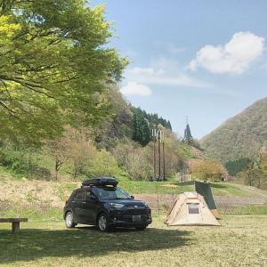 麻那姫湖キャンプ場