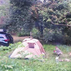 山奥広場キャンプ