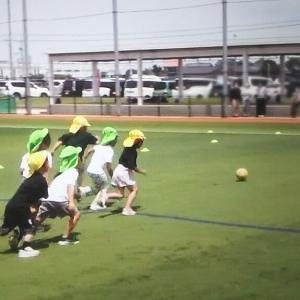 ちびっこサッカー大会
