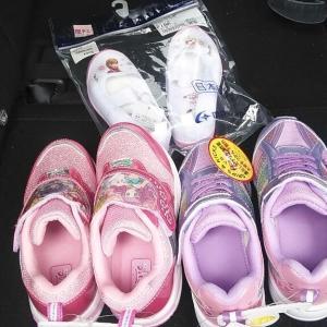 ボロボロの靴リターンズ