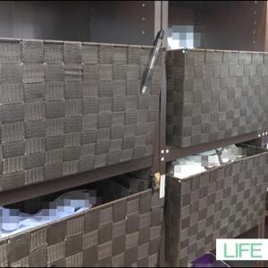 飲食店さまの バックヤード整理収納作業②