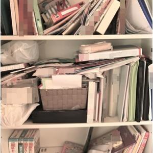 書類の整理収納がお悩みの中でダントツです!