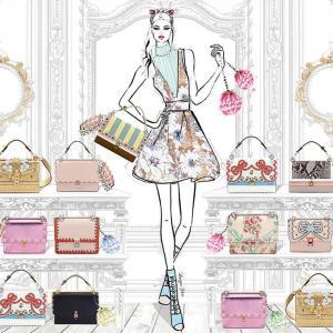 【ファッションイベント情報】フェンディの限定ショップがオープン!