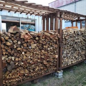 薪棚の拡張ですべて完了