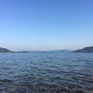 10月30日 和歌山県中紀エギングは丸ボウズに終わる。ポイント紹介も。