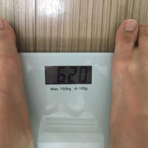 食事量を増やしたら1か月で3㎏増えた【肉体改造】