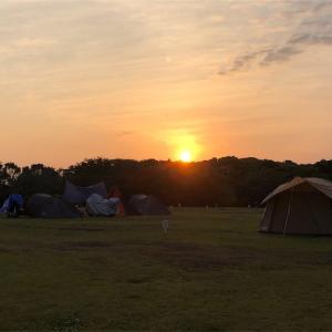【情報】初めて子供と一緒にキャンプするならオススメ!和歌山県リゾート大島キャンプ場!