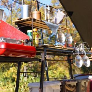 オシャレで可愛い、カッコイイ♪流行りのアウトドア・キッチンスタイルを徹底リサーチ!【子供とキャンプ】