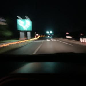 大曲花火・夏の終わりに東北までロングドライブ (2)