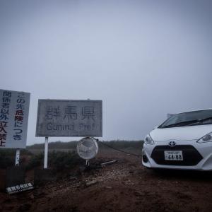 雨季の北信・北毛ドライブ
