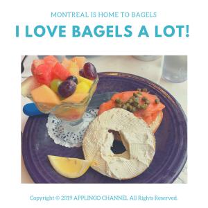 〔モントリオール生活〕モントリオールのおいしいベーグル♡