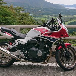 大型二輪に乗ろう(バイクのチェーンロックを買ってきた、‥(^。^)y-.。o○)