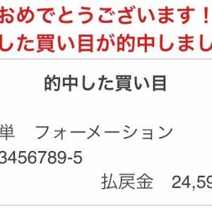 【GⅡ】別府 サマナイ初日特選的中❗️