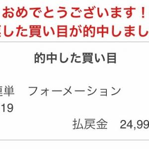 【GⅡ】別府 サマナイ2日目9R 12R的中❗️