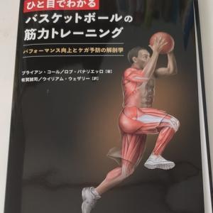 ひと目でわかる バスケットボールの筋力トレーニング レビュー