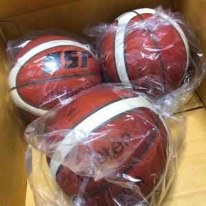 バスケ新公式球 BG5000 レビュー 使用感など
