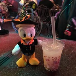 TDSで新感覚のピンクグレープフルーツ&グレープドリンクを飲んでみました!