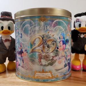 ディズニーシー20周年クランチ!内容も味も充実し過ぎですよ!