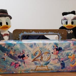 ディズニーシー20周年のバームクーヘンは買って間違えないですよ!