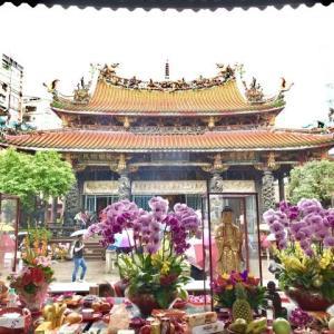 台湾の忙しい恋愛の神様~龍山寺の月下老人~