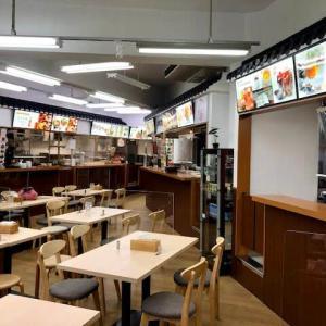池袋の中華スーパー友誼商店に新たなフードコート「食府書苑」で本格中華!