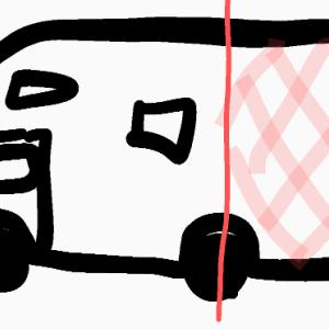 キャンピングカー、ぶつけやすい5つのシチュエーション