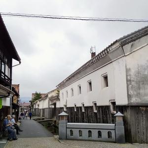 素敵な街並み!「倉吉白壁土蔵群」と道の駅「大栄」でランチバイキング!