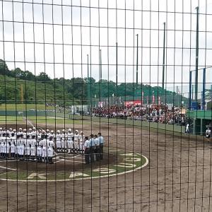 高校野球地方大会(愛知)~30年ぶりの景色