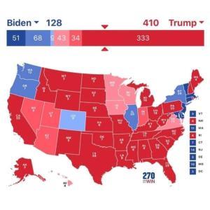 やっぱりトランプ大統領が圧勝している!