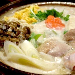 【豆乳鍋】鍋つゆを使えば簡単美味しい!